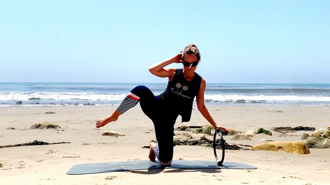 Oh that Magic Squeeze for Sculpted Abs, Rock your Core, Day 17! by Gone Adventuring