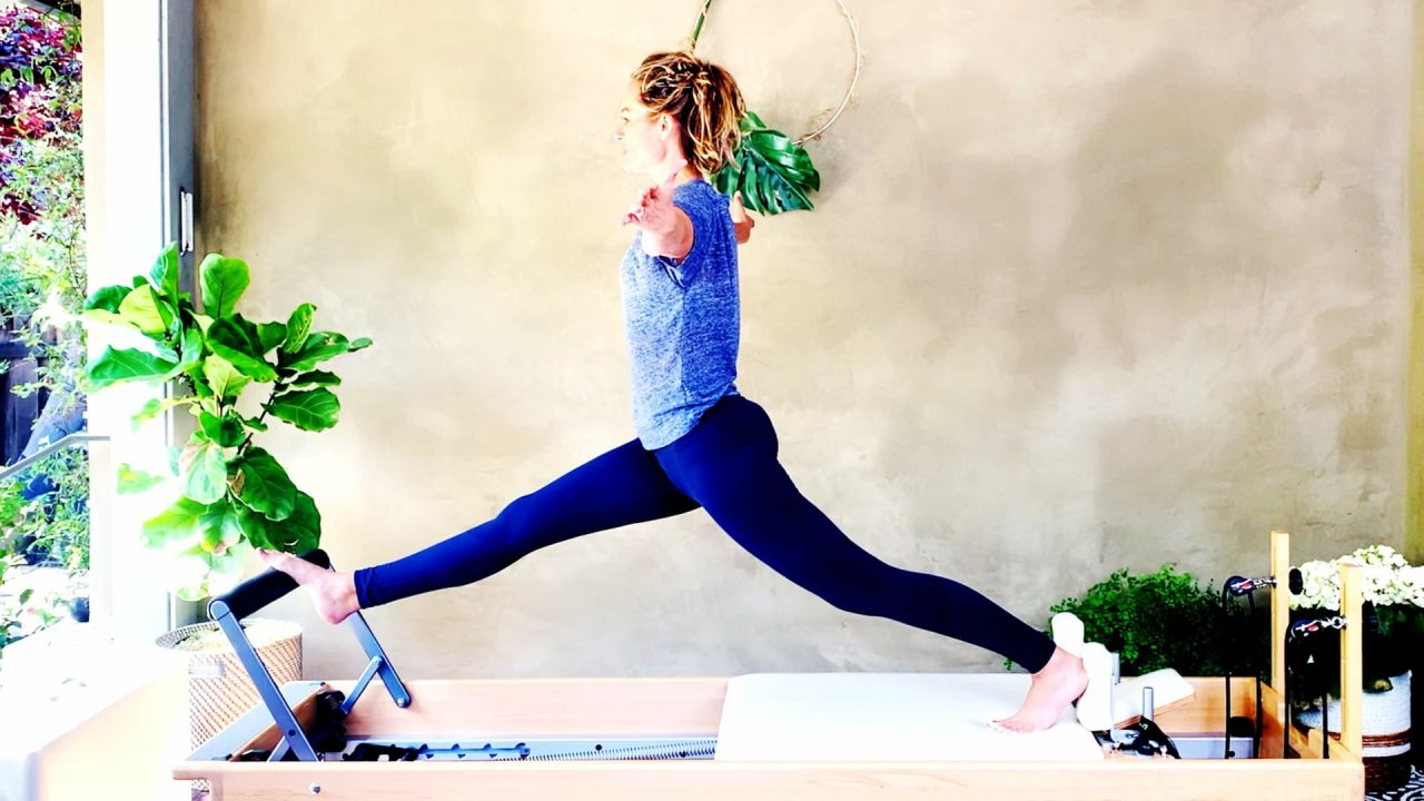 Pilates Centering for Core Centric Classical Reformer, Day 12 by Gone Adventuring