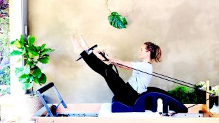 LIGHT UP your Core, Discover the Magic - Pilates Ring Benefits - Day 22 by Gone Adventuring