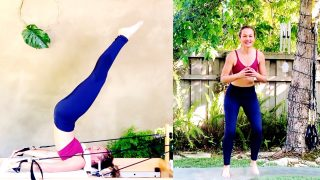 Total Body Classical Reformer Sculpt + Cardio HIIT & Sweat by Gone Adventuring