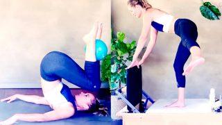 Total Body Sculpt + Cardio Jumpboard Sweat by Gone Adventuring