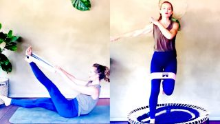 Killer Core Sculpt + Banded Rebound Sweat by Gone Adventuring