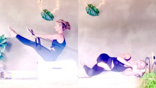 30:25 Classical Reformer Sculpt + Vitality Jump board Sweat by Gone Adventuring
