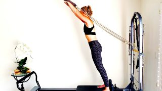 Powerful Arms & Abs in Movement, Reformer/Tower workout