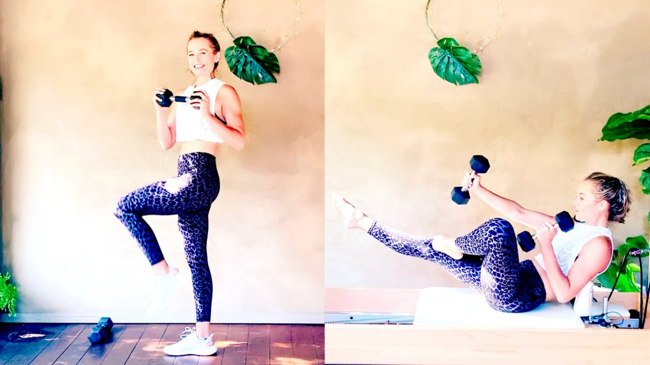 16 MIN Total Body Functional Fit Sculpt + 26 MIN HIIT, Jump, Sweat