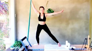 Functional Athletic, Court to Sport to Every Day Reformer, Live Replay